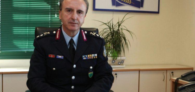 Ανέλαβε καθήκοντα ο νέος Γενικός Περιφερειακός Αστυνομικός Διευθυντής Δυτικής Μακεδονίας, Υποστράτηγος Μαντζούκας Αθανάσιος