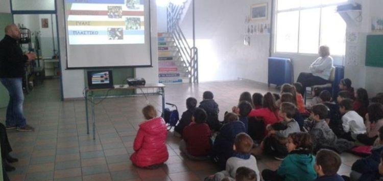 Δράσεις ευαισθητοποίησης μαθητών για την ανακύκλωση και τη διαχείριση απορριμμάτων από το δήμο Αμυνταίου και την ΔΙΑΔΥΜΑ (pics)