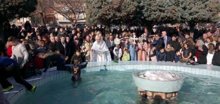 Τα Θεοφάνεια στην ενορία Αγίας Παρασκευής (pics)