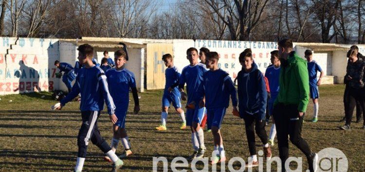 Πρωταθλητές Δυτικής Μακεδονίας οι νέοι της ΕΠΣ Φλώρινας (video, pics)