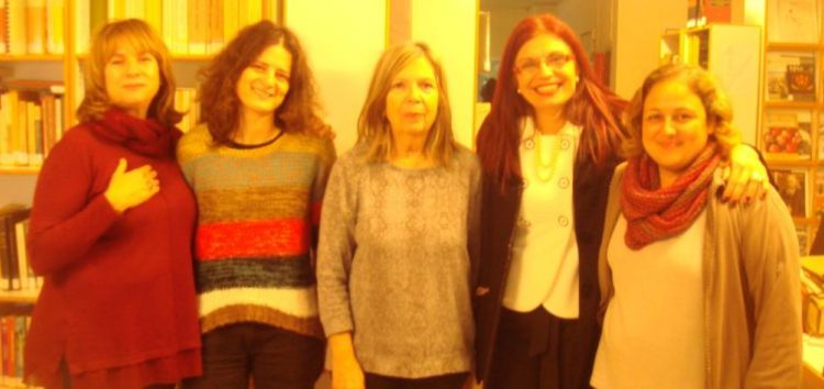 Δωρεά 68 γνήσιων τμημάτων παραδοσιακών φορεσιών στο Λύκειο Ελληνίδων Φλώρινας