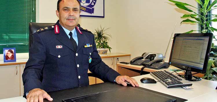 Αποχαιρετιστήρια Επιστολή Γενικού Περιφερειακού Αστυνομικού Διευθυντή Δυτικής Μακεδονίας Υποστρατήγου Ντζιοβάρα Παναγιώτη