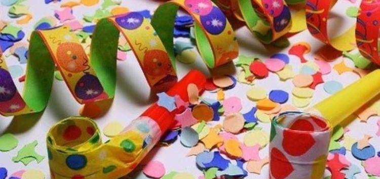 Αποκριάτικο παιδικό πάρτυ στο Αμύνταιο