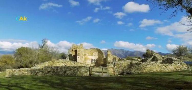 Η εντυπωσιακή Βασιλική του Αγίου Αχιλλείου (video)