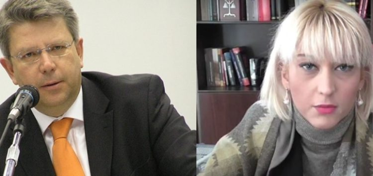 Επιστολή των περιφερειακών συμβούλων Ελισσάβετ Παναγιωτίδου και Σωτήρη Βόσδου
