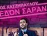 Ο Γιώργος Χατζηπαύλου και η παράσταση «Σχεδόν Σαράντα» στη Φλώρινα