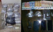 Συνελήφθη 59χρονος αλλοδαπός στην Κρυσταλλοπηγή για διακίνηση ποσότητας ακατέργαστης κάνναβης βάρους 62 κιλών (pics)