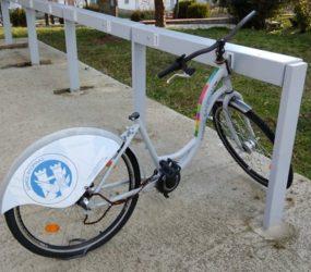 Ερώτηση αναγνώστη για τα κοινόχρηστα ποδήλατα