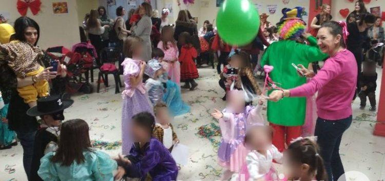 Αποκριάτικο παιδικό πάρτυ στο Αμύνταιο (video, pics)