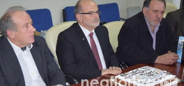 Την προστασία της πρώτης κατοικίας και της επαγγελματικής στέγης ζήτησε ο πρόεδρος της ΓΣΕΒΕΕ Γιώργος Καββαθάς (video, pics)