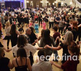 Ο αποκριάτικος χορός του Αμύντα Σκοπιάς (video, pics)