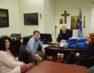 Συνάντηση του δημάρχου Φλώρινας με μέλη του Συλλόγου Γονέων και Κηδεμόνων του 2ου γυμνασίου Φλώρινας
