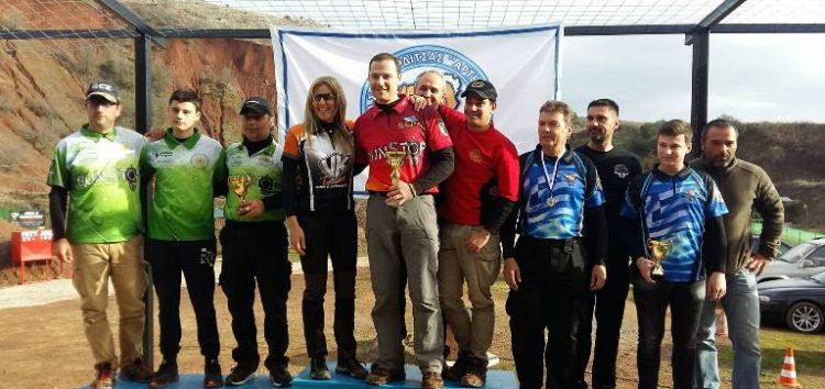 Με διακρίσεις ξεκίνησε η χρονιά για την Σκοπευτική Αθλητική Λέσχη Φλώρινας (pics)