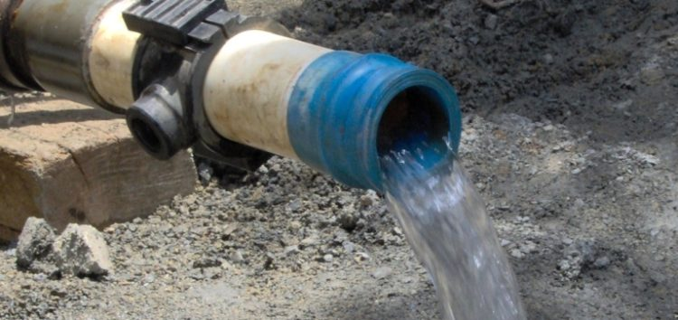 Εγκρίθηκε το σχέδιο σύμβασης για την αντικατάσταση του εσωτερικού δικτύου ύδρευσης Αγίου Παντελεήμονα