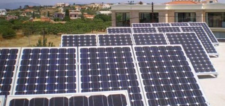 Επαυξάνοντας την αποθήκευση ενέργειας σε κτήρια με φωτοβολταϊκά
