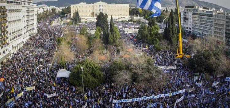 Παμμακεδονικές Ενώσεις: Αν χρειαστεί θα γίνει και τρίτο συλλαλητήριο για τη Μακεδονία