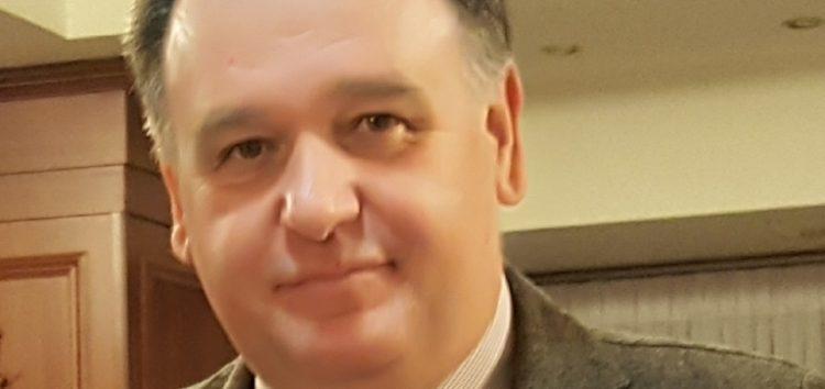 Ο Σταύρος Παπασωτηρίου νέος διοικητής του Μποδοσάκειου Νοσοκομείου Πτολεμαΐδας