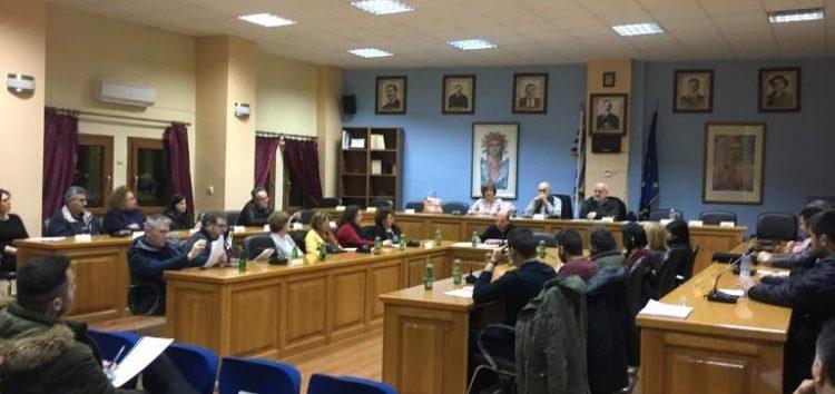 Σύσκεψη με τους αθλητικούς και πολιτιστικούς συλλόγους του δήμου Αμυνταίου (pics)