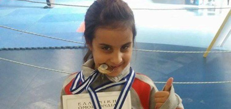 Εκτός Πανελληνίου Πρωταθλήματος Καράτε η Αγάπη Τσαρτσιταλίδου λόγω τραυματισμού