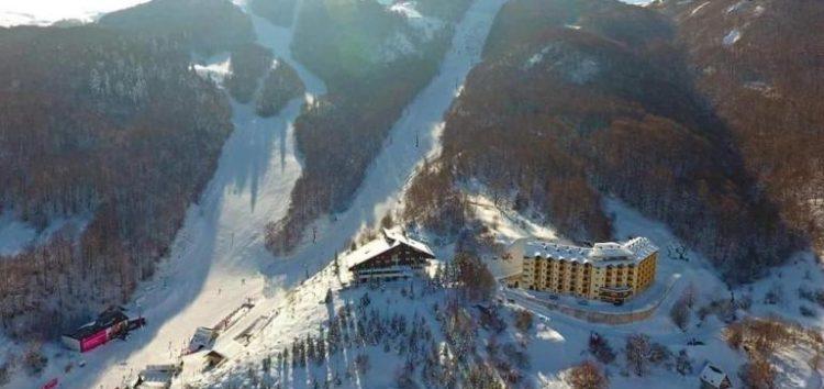 4 αθλητές του ΑΟΦ στην 8μελή αποστολή της Εθνικής ομάδας χιονοδρομίας
