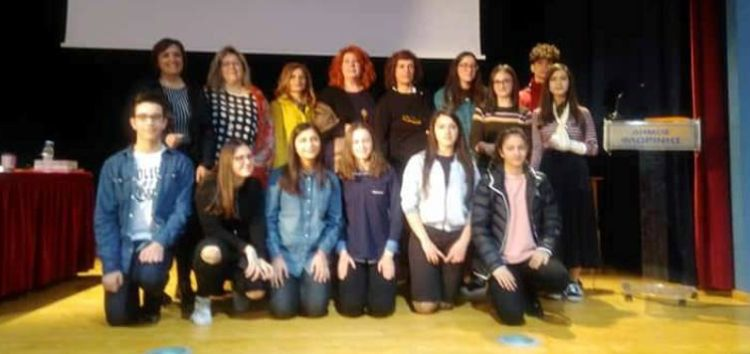 Συγχαρητήριο του Μουσικού Σχολείου Αμυνταίου σε μαθήτριες που διακρίθηκαν στο διαγωνισμό ορθογραφίας