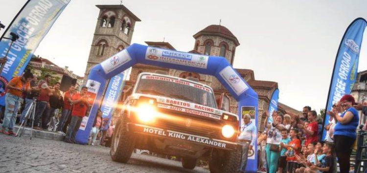 Προβληματισμός για την αποχώρηση του «Florina» Rally Greece Offroad 4×4