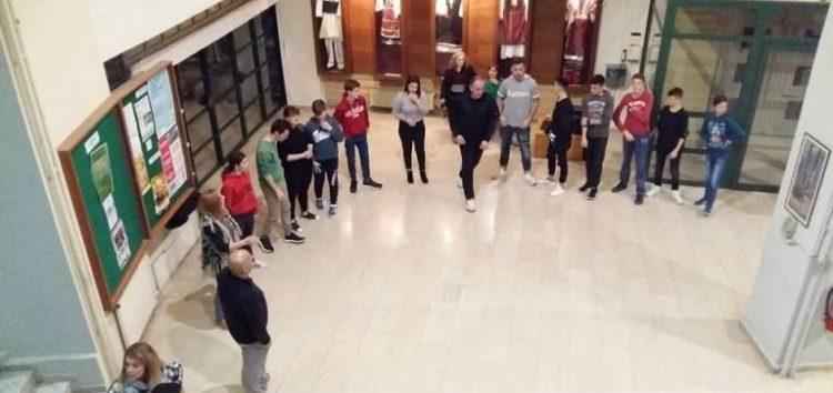 Ο Πολιτιστικός, Χορευτικός Σύλλογος «Ζωοδόχου» Ιωαννίνων στη Φλώρινα