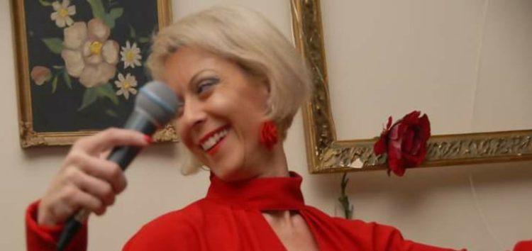 Η Ιωάννα Βλάχου έρχεται στη Φλώρινα για δύο ζωντανές εμφανίσεις στις 17 & 18 Μαρτίου