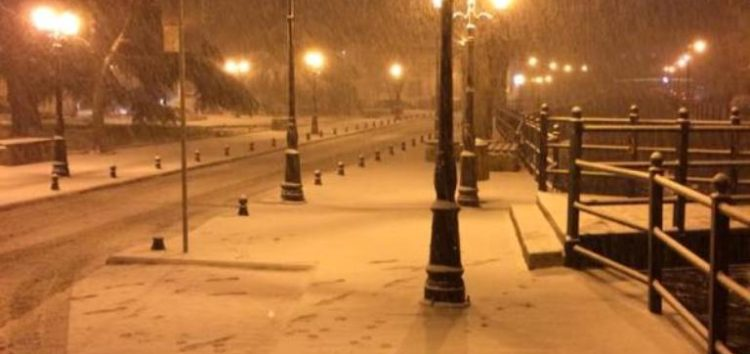 Η χιονισμένη Άνοιξη της Φλώρινας (pics)