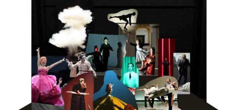 Εορτασμός της Παγκόσμιας Ημέρας Θεάτρου από το Εργαστήριο Σκηνογραφίας / Ενδυματολογίας της Σχολής Καλών Τεχνών