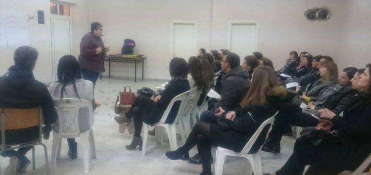 Με επιτυχία ξεκίνησε ο πρώτος κύκλος βιωματικών σεμιναρίων για γονείς στη Μελίτη (pics)
