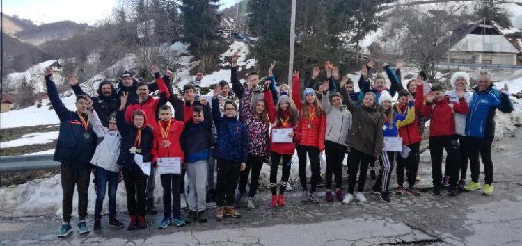Με 8 μετάλλια επιστρέφει ο ΑΟΦ από το Βαλκανικό κύπελλο σκι – 1ος Βαλκανιονίκης ο Βασίλης Ροσενλής