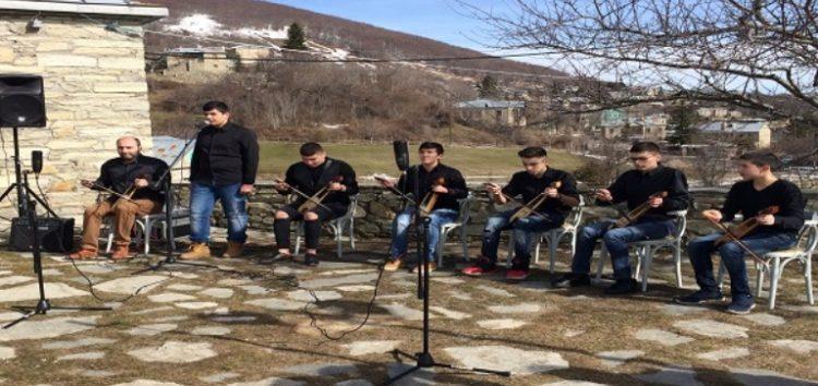 Το Μουσικό Σχολείο Αμυνταίου στην εκπομπή της ΕΡΤ3 «Καθημερινά και Απλά» (pics)