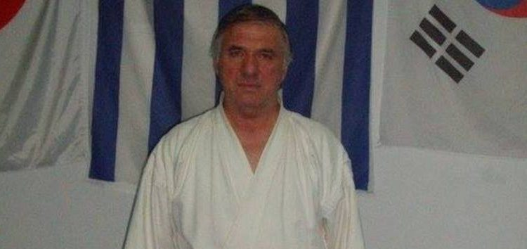 Ο προπονητής του «Παγκράτιον» Γιώργος Κορομπίλης πέρασε τις εξετάσεις των εξεταστών της ΕΛ.Ο.Κ.