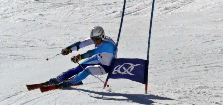 Πανελλήνιο πρωτάθλημα αλπικού σκι στο Χιονοδρομικό Κέντρο Βίγλας Πισοδερίου