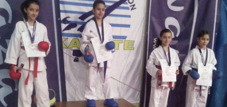 Επιτυχίες αθλητών της Ακαδημίας Μαχητικών Τεχνών Αμύντας στο Πανελλήνιο Πρωτάθλημα Καράτε