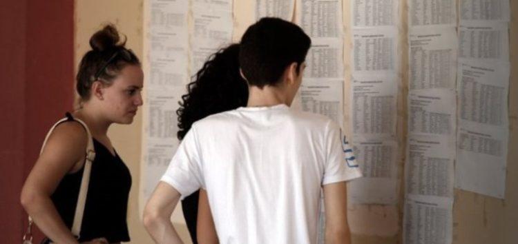Η Ελλάδα της κρίσης και η επιλογή σπουδών των μαθητών