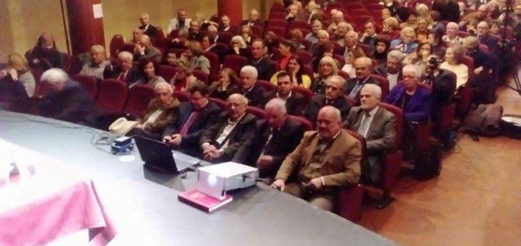 Παρουσιάστηκε στη Θεσσαλονίκη η ταινία «Αμύνταιο, η Πολιτεία των Λιμνών» (pics)