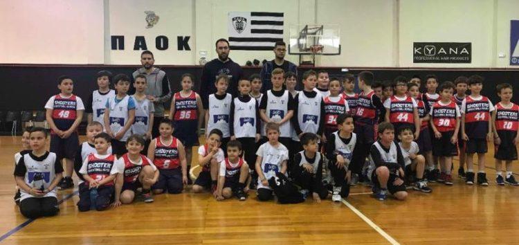 Στο τουρνουά του ΠΑΟΚ η Ακαδημία Shooters – Τουρνουά με Άργος στη Φλώρινα