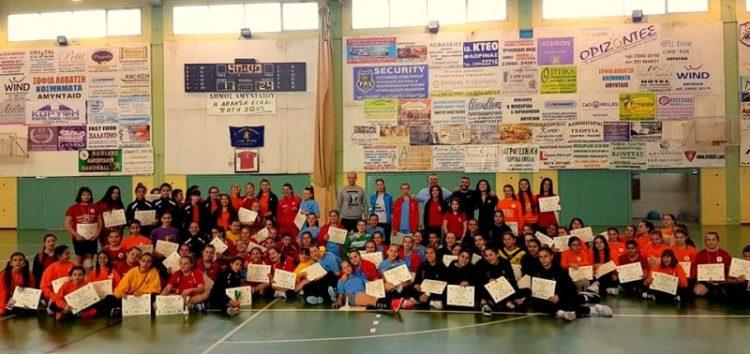 Ο Εθνικός Κοζάνης νικητής στο τουρνουά των Ελπίδων Αμυνταίου (pics)