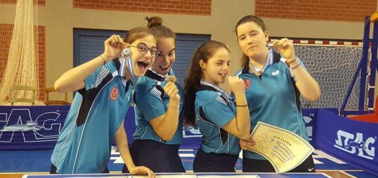 Δύο αργυρά μετάλλια για την Φωτιάδου στο πανελλήνιο παίδων – κορασίδων
