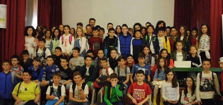 Δυναμική παρουσία σχολείων της Φλώρινας στο 8ο Μαθητικό Φεστιβάλ Ψηφιακής Δημιουργίας (pics)
