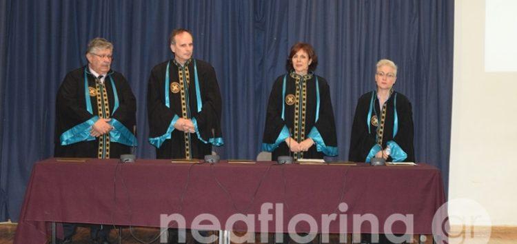 Ομότιμος Καθηγητής του τμήματος Νηπιαγωγών αναγορεύτηκε ο Πέτρος Καριώτογλου (video, pics)