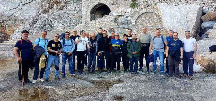 Η ετήσια εκδρομή στο Άγιο Όρος των μελών του Συλλόγου Φίλων Αγίου Όρους (pics)
