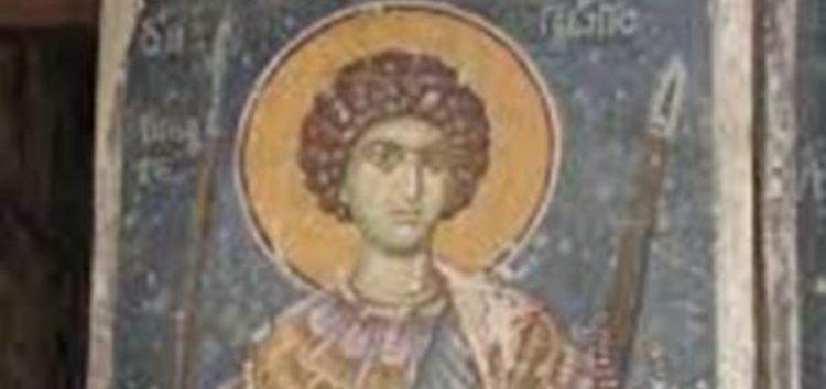 Η εορτή του Αγίου Γεωργίου στην Πρέσπα