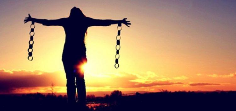 Ότι κι αν έχει συμβεί… σήκω και ζήσε. ΖΗΣΕ!