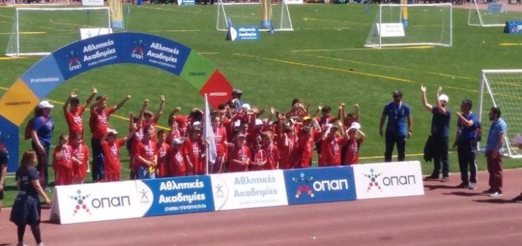 3η παρουσία του ΠΑΣ Φλώρινα στο Φεστιβάλ του ΟΠΑΠ και φιλικοί αγώνες στη Σίνδο