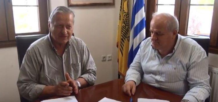 Συνεργασία των δήμων Πρεσπών και Νεστορίου (video)