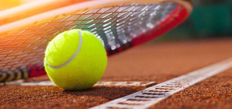 Μαθήματα τένις για ενήλικες από την ομάδα της Λέσχης Πολιτισμού Φλώρινας