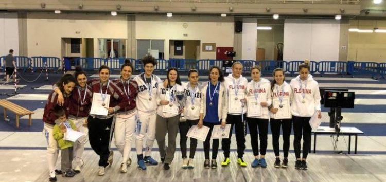 Ξιφασκία: ξεκίνησαν τα μεγάλα πρωταθλήματα